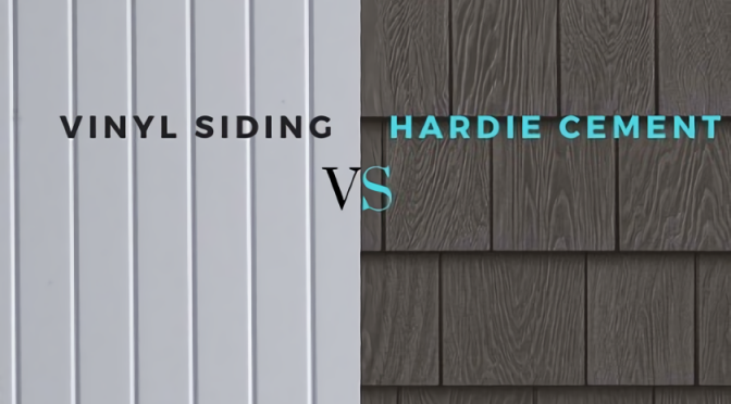 Fiber Cement Siding vs. Vinyl Siding – How Do They Compare?