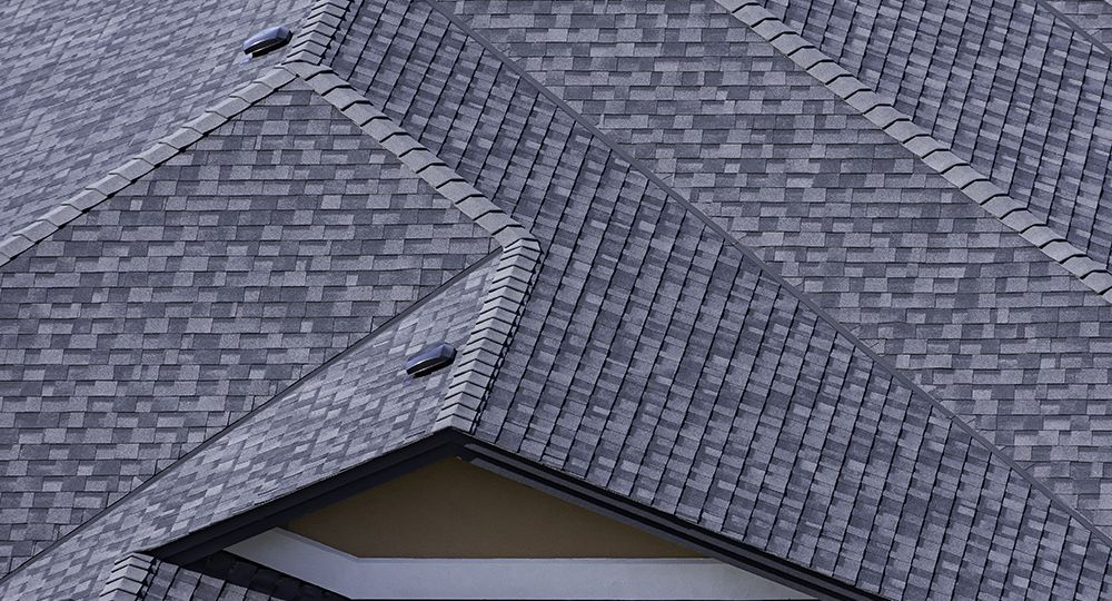 Architectural roofing shingles in St. Louis metro area