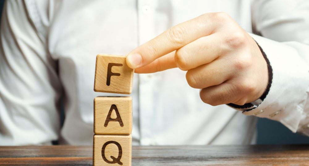 "Wooden blocks spelling ""FAQ""Here is why we think you should replace windows and siding at the same time."