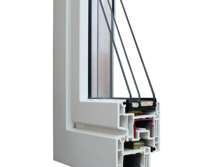 The Sample 3 Of Pvc Of A Window